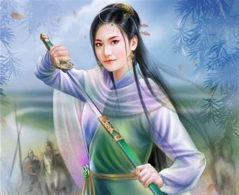 anime chinese girl wallpaper anime chinese warrior ancient chinese anime anime girl
