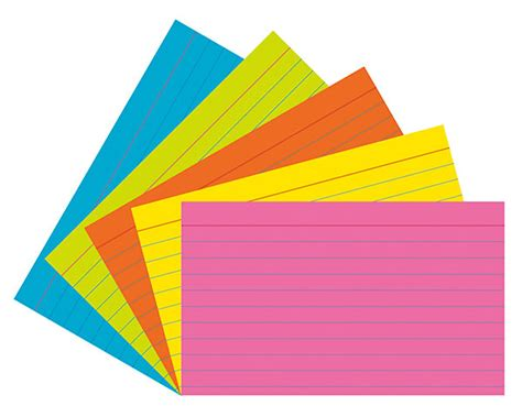 cards clipart cards clipart note card pencil and in color cards