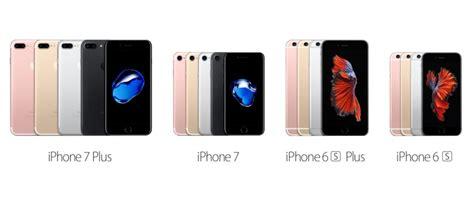 principales diferencias entre el iphone 7 vs iphone 6s