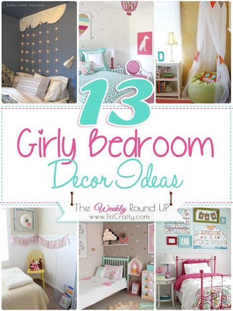 girly bedroom decor 13 girly bedroom decor ideas the weekly round up the