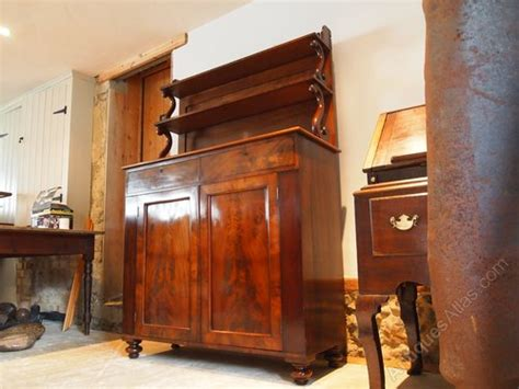 Cloverleaf Home Interiors by Bookcase Chiffonier Mahogany Sted Antiques