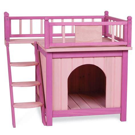 Ware Princess Palace Pink Dog House At Hayneedle
