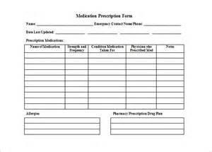 doctor prescription template 16 free word pdf