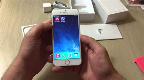 unboxing iphone 6 abrindo caixa iphone 6