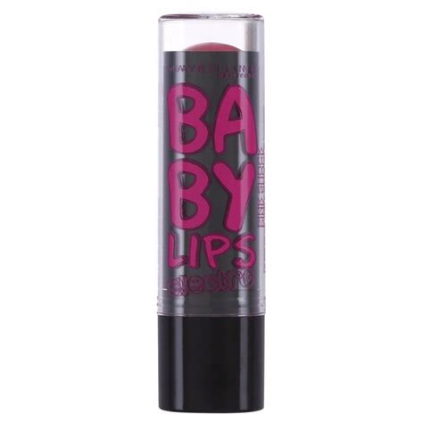 Maybelline Baby Electro Pink Shock maybelline baby electro pink shock
