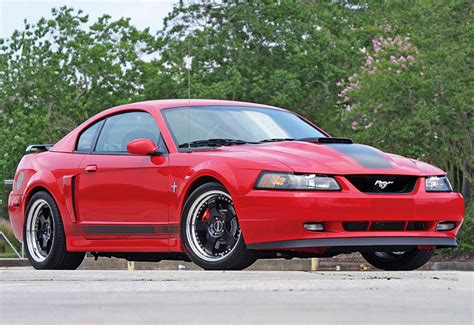 2003 ford mustang mach 1 2003 ford mustang mach 1 horsepower