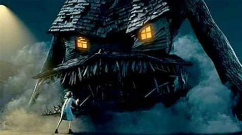 monter house is monster house suitable for children