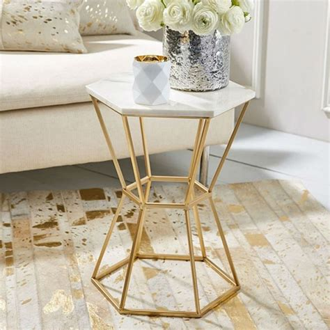 square brass side table interior design tips brass side tables