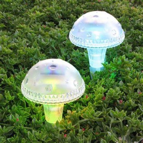 glass mushroom solar lights 148 best images about garden art on pinterest