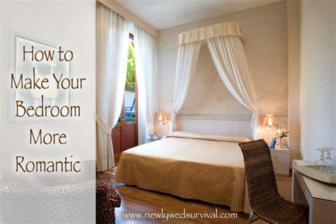 How To Make Your Bedroom Romantic | sex life suffering it may be your bedroom newlywed