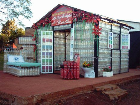 house made amazing house made entirely of plastic bottles from argentina photos treehugger
