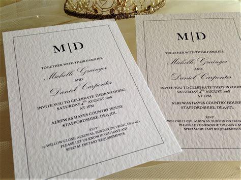 wedding kent kent wedding invites 80p each wedding invitations