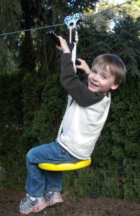 zipline for kids backyard best 25 zip line backyard ideas on pinterest backyard zipline treehouse ideas and