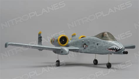 Promo Dynam A 10 Thunderbolt Ii With Retracts 2 4g Dy8933 dynam a 10 thunderbolt ii 64mm edf jet with retracts 2 4g rc 5 channel ready to fly 1080mm