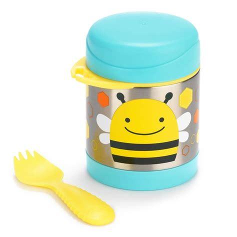 skip hop insulated food jar bee
