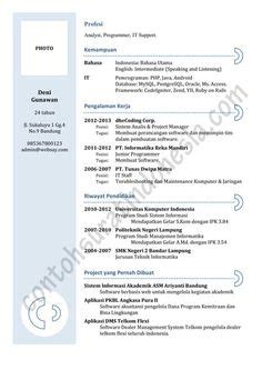 format cv jepang 1000 images about contoh surat on pinterest word doc