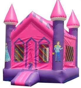 princess bounce house princess castle bounce house clowns unlimited