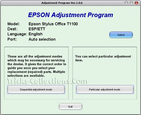 resetter epson t13 t22e series how to reset epson t13 and me32 printer printer repair