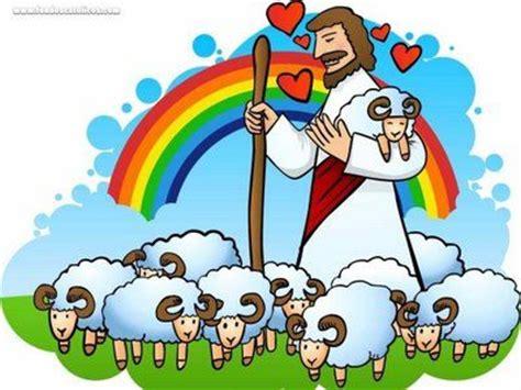 imagenes catolicas en caricatura v 205 deo animado evangelio del iv domingo de pascua quot el buen