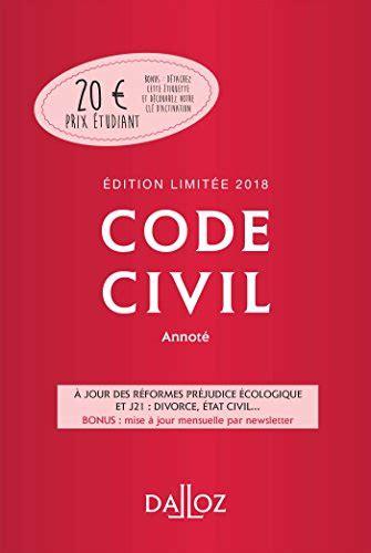 code civil annot 2247169090 livrestraf est la base de donn 233 es des livres