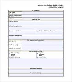 unit plan outline template unit plan template 11 documents in pdf word