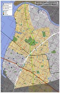 Citibank Locations New Citi Bike Locations In Williamsburg Greenpoint