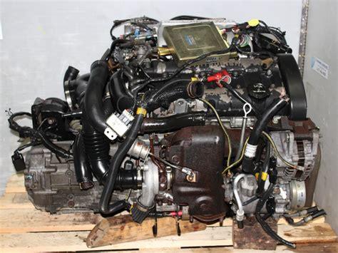 jdm engines transmissions jdm mitsubishi outlander turbo engine 04 05 turbo 2 0l engine 4g63 mitsubishi eclipse gto lancer 4g63 6g72 6g74 turbo engine and transmission engine land