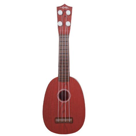 speelgoed ukulele 4 string plastic ukulele guitar toy british educational