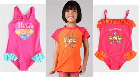 Toko Baju Anak Perempuan Inilah Model Baju Renang Anak Perempuan Yang Pas