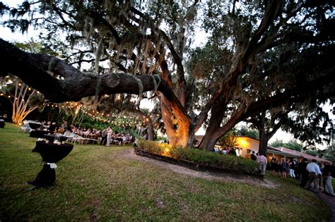 Backyard Wedding Florida Rustic Backyard Florida Wedding Every Last Detail