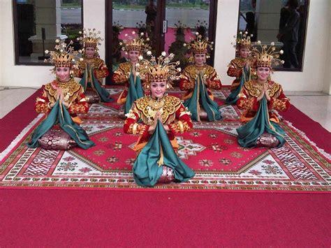 pencinta budaya jambi tarian alat musik  lagu jambi