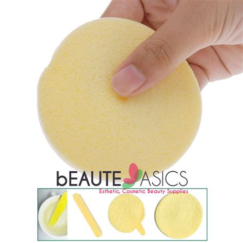 Compressed Faccial Sponge 24 pcs compressed sponge salon spa cleansing pva sponges s0001x2 ebay