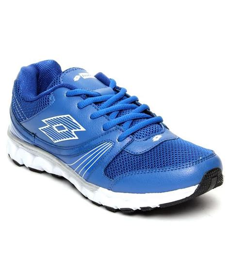 sports shoes for lotto buy lotto blue sport shoes for snapdeal