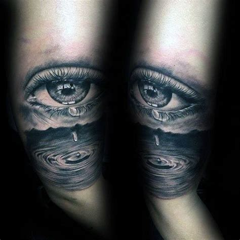 water drop tattoo 54 fabulous water drop designs and ideas gallery