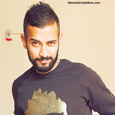 ninja singer hairstyle new photo punjabi singer ninja hair styel