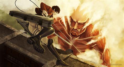 Attack On Titan attack on titan shingeki no kyojin daily anime