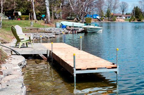 boat dock kit dock kit 4 x 10 dock kit