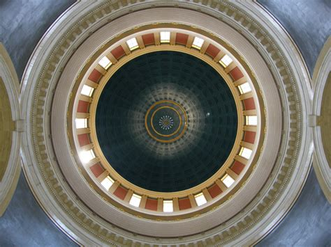 Interior West States by File West Virginia State Capitol Dome Interior Jpg