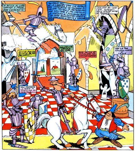 libreria don chisciotte don chisciotte a fumetti jacovitti rilegge un classico