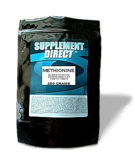 supplement direct supplement direct dl methionine 250 grams