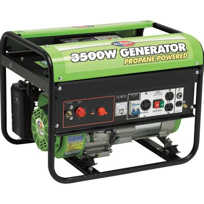 all power america portable propane generator — 3500 surge