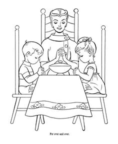 thank you god for food coloring page 1000 images about teach me to pray on pinterest lord s