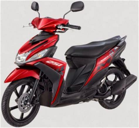 Switch Standar Sing Mio M3 125 Original spesifikasi dan harga motor yamaha mio m3 125 blue klik info net