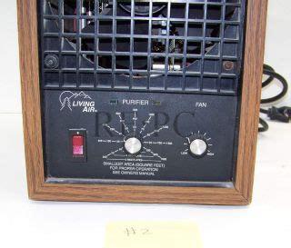 living air classic xl 15c air purifier for parts repair