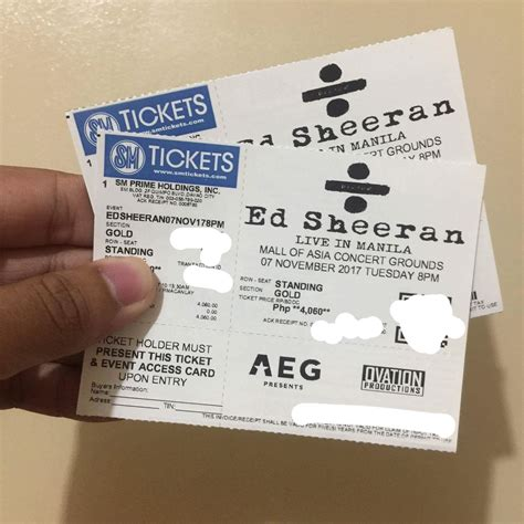 ed sheeran ticket jakarta philippine concerts on twitter quot first look 247 tour