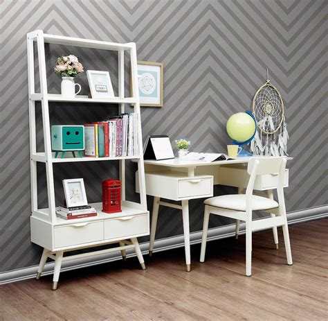 Meja Belajar Sederhana 25 dekorasi dan desain ruang belajar minimalis modern