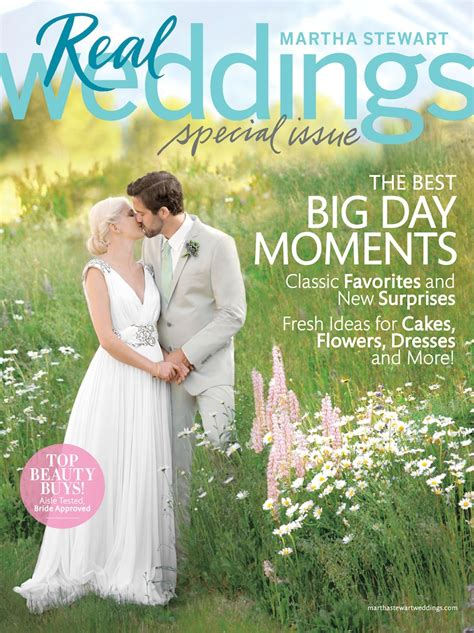 Martha Stewart Weddings by Sneak Peek Martha Stewart Weddings Special Issue