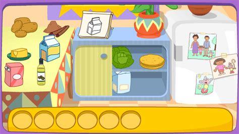 ww juegos de cocina cocina con la exploradora juegos
