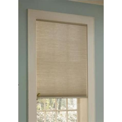 levolor curtains levolor shades color linen candlelight home depot window