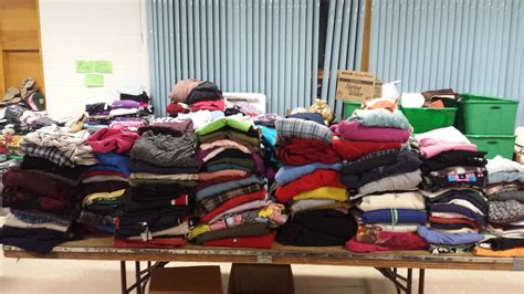 Clothes Sweepstakes - winter clothing giveaway monday the 23rd and tuesday the 24th bakken oil rush ministry